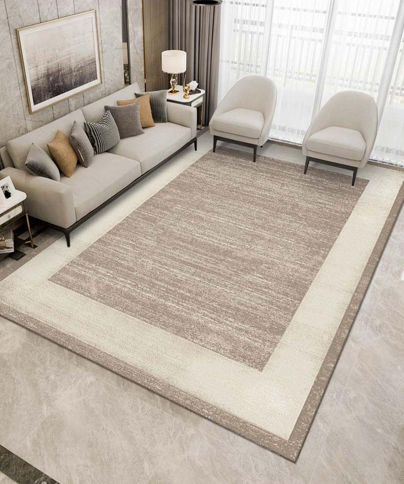 Klassische Retro moderne Wohnzimmer Teppichboden Schlafzimmer Minimalist Licht Luxus-Sofa-Decke Study Raum Couchtisch Bodenmatte Teppich