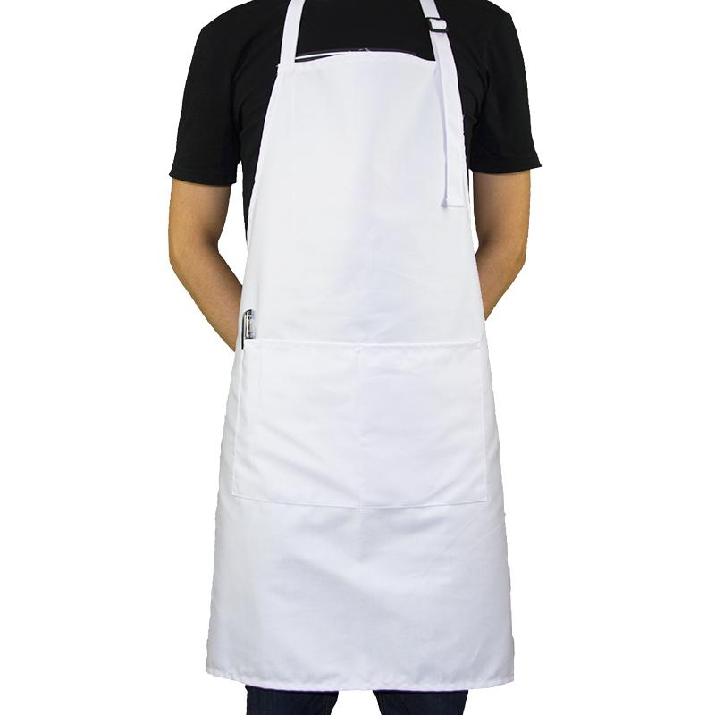 Kefei New Lady Women White Apron Manufacturer Cleanroom Chef Apron Pattern  Cotton Kitchen Apron Custom Pinafore T8190627 Monogrammed Aprons Retro ...