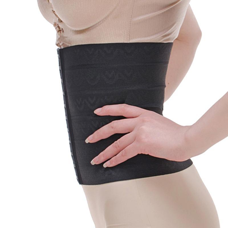 21CM cintura fina Shaper Corpo Puerperal Corset Intimates cintura instrutor Corset Slimming Belt Ventile respirável pós-parto Belt