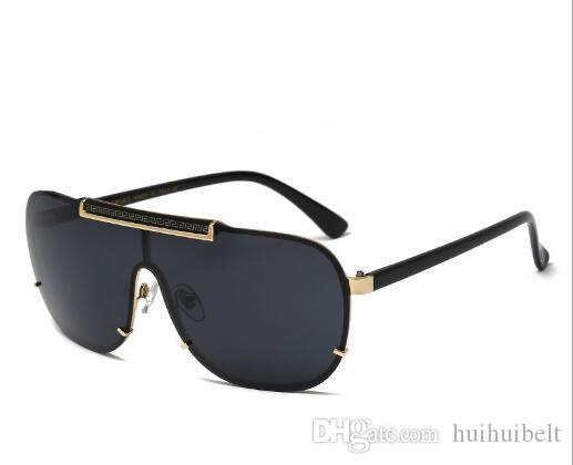 2021 VE2140 modelli esplosioni modelli moda metallo telaio bellezza testa di bellezza occhiali da sole maschili