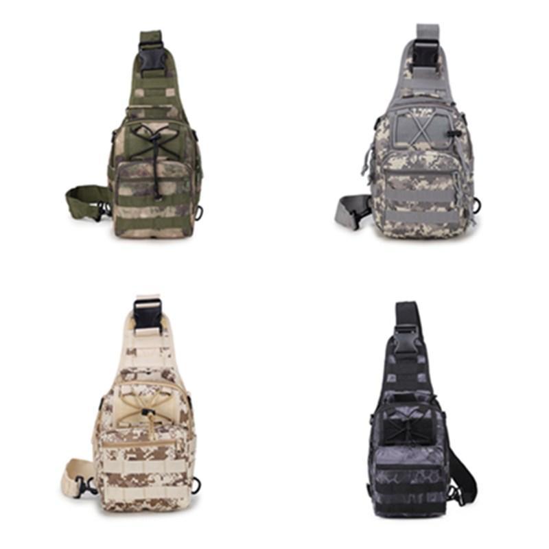 Yeni Oxford bez asılmış erkek omuz küçük sırt çantası erkek göğüs çantası rahat bel çok fonksiyonlu çanta ücretsiz kargo
