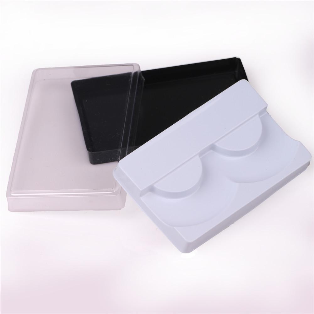 Plateau de cils cils emballage boîte un ensembles de cils emballage cils oeil paquet en gros (100pcs / lot)