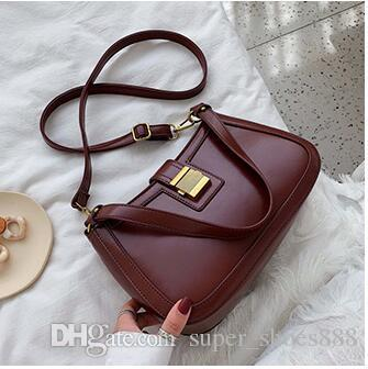 Nuova versione coreana del bauletto per il tempo libero Baitao Fashion Port Style Slant Bag