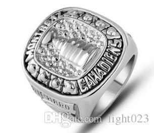 Montreal anello di campionato regalo fan Collection