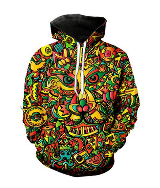 Hot Fashion Men Hoodies Bob singer Marley 3d HD Print Casual Hoodies Sweatshirts Couple Tracksuits Women Hoodies PR071