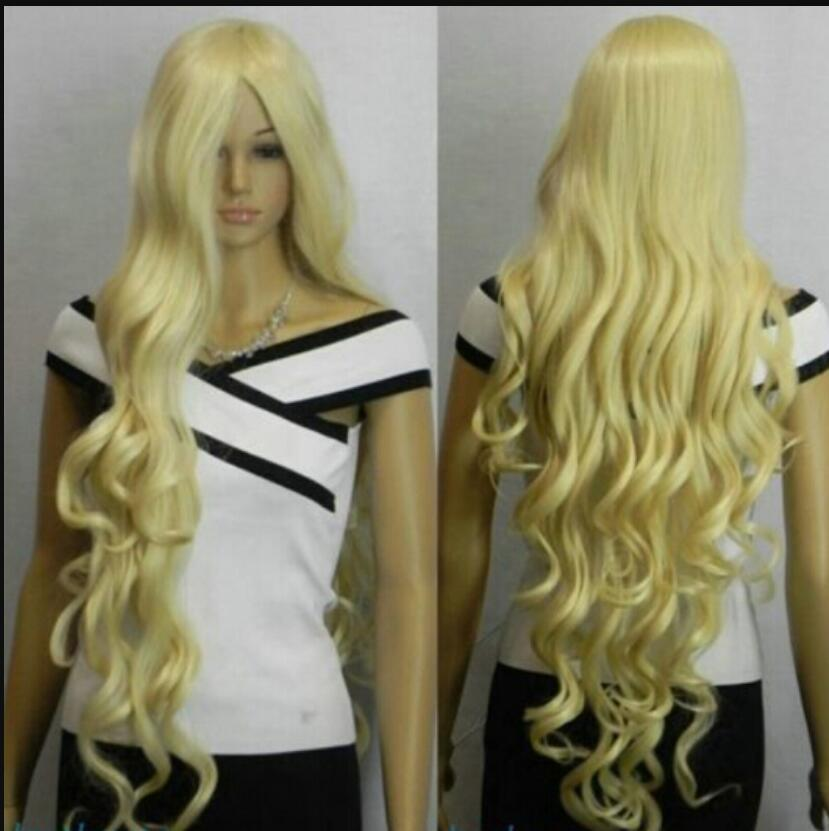 WIG LL Hot Charm Lolita Long Wavy Animation Red Parrucca completa
