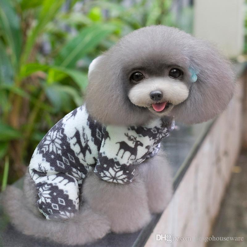 2020 Dog Coat Hoodies Winter Pet Dog Clothes Fashion Pet ...