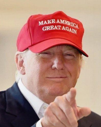 Make America Great Again Hat Donald Trump Hat Republican Adjustable Mesh Cap