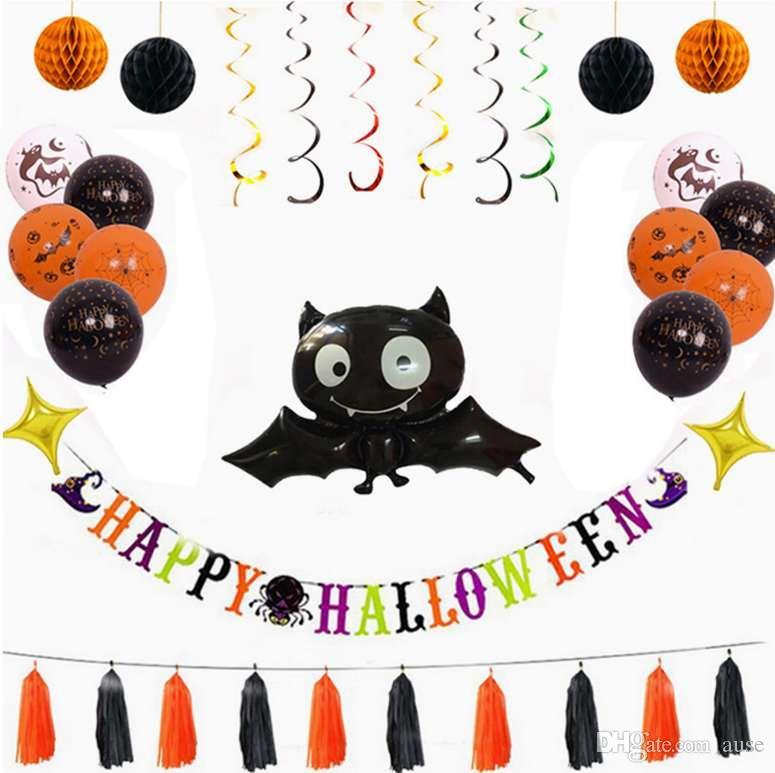 Halloween balloons set kids toys Air Ballon Fashion wedding Decor Top Quality Air Balls wholesale