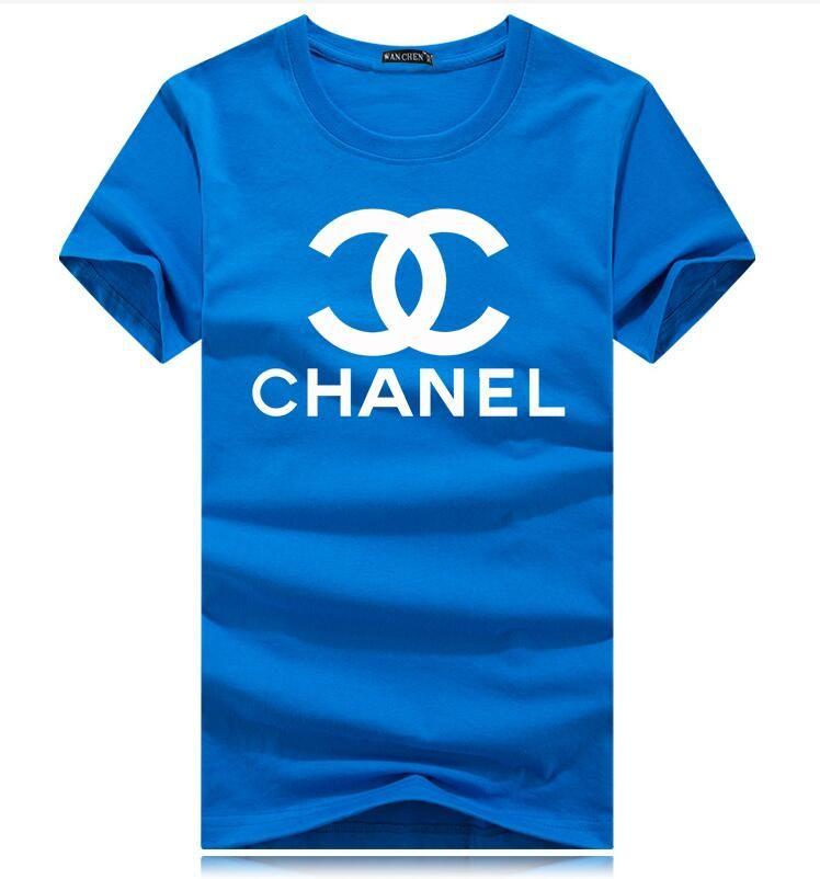 Nueva XNE19SS de lujo para hombre diseñador de la camiseta de alta calidad de los hombres Mujeres Parejas Casual manga corta para hombre cuello redondo camisetas 5 colores