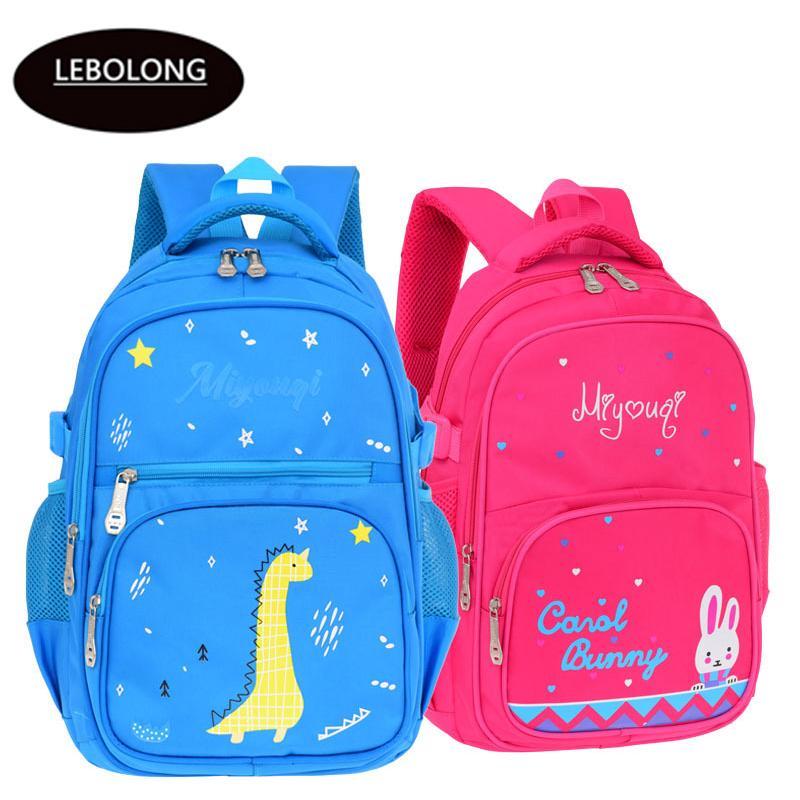 Детские школьные сумки для мальчиков ортопедические водонепроницаемый рюкзаки высокое качество нейлон школьные сумки дети backapck милый мультфильм сумки