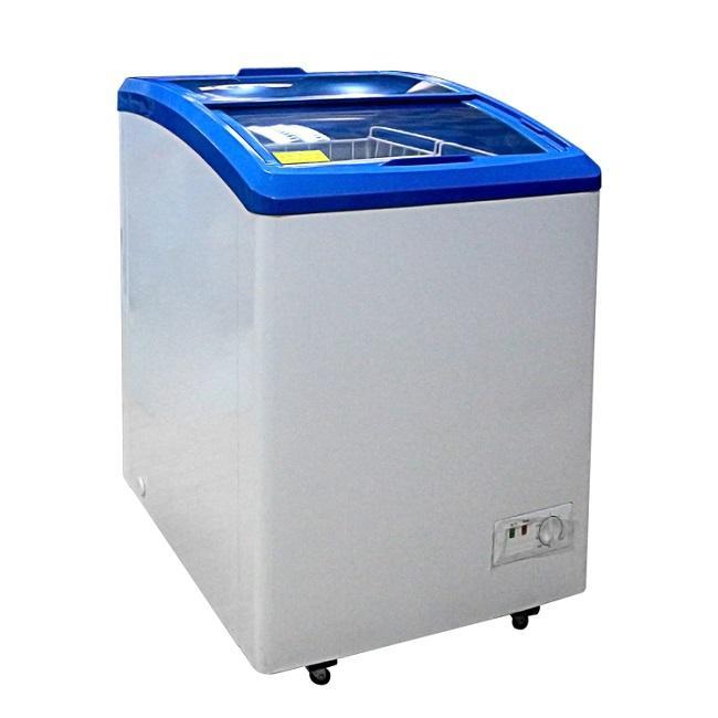 Kolice Comercial Ice Popsicle Showcase Freezer / helado Congelador / Hielo Lollipop Pantalla Congelador / ICE Pop Exposible Congelador / Congelador Popsicle