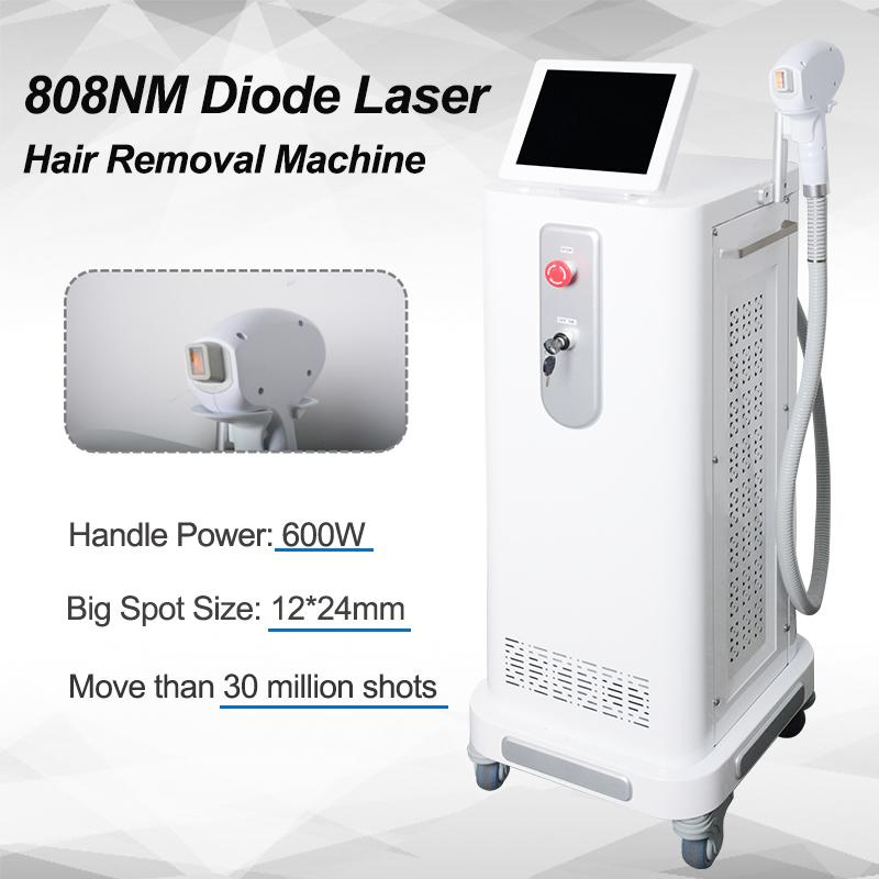 808nm Laser Hair Removal Machine 808 Diode Laser 3000w