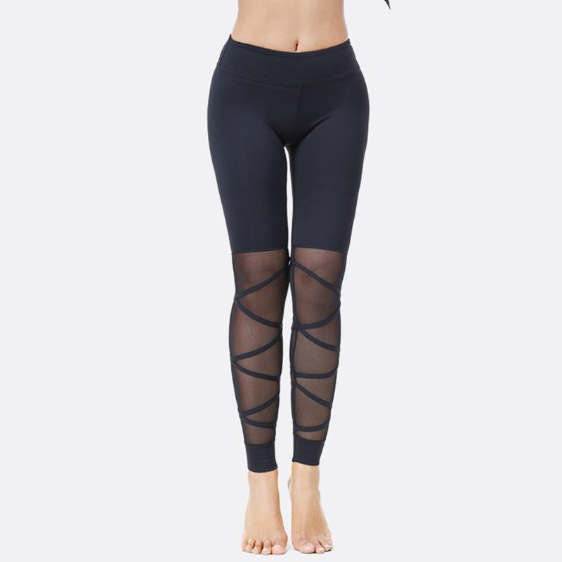 Moonglade Palestra Yoga Leggings Pantaloni Fitness pantaloni sportivi di alta vita femminile Peach Hip allenamento confortevole Piedi stretti estive