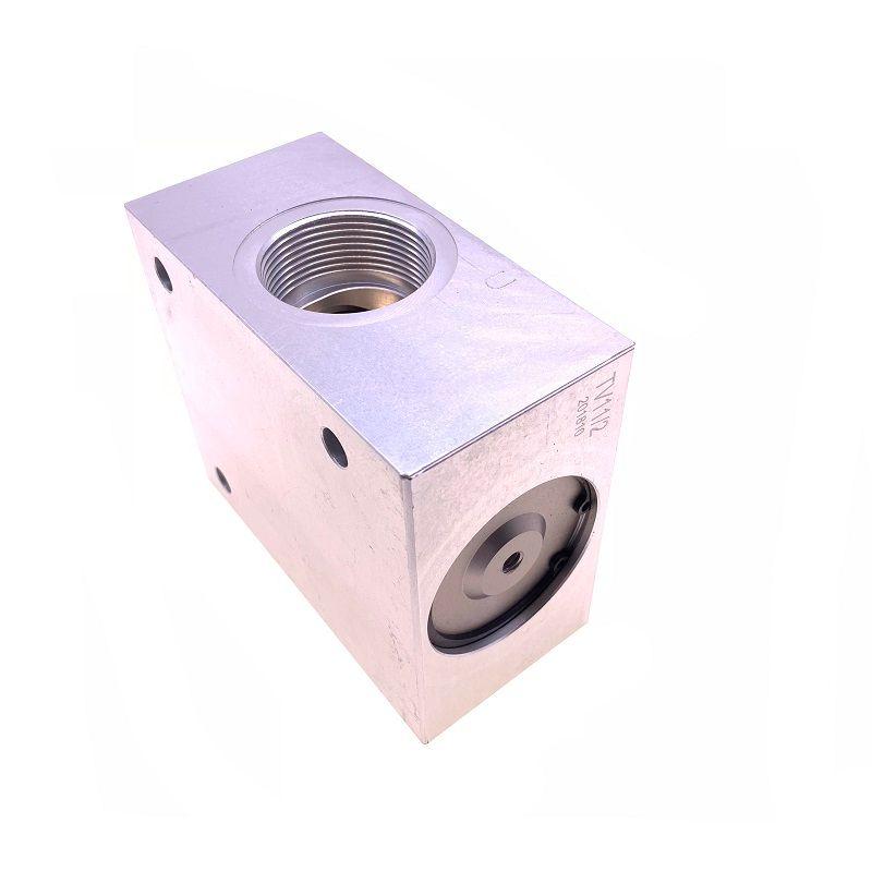 Spedizione gratuita TV1 1 / 4B alternativa Hoerbiger vite compressore d'aria parti valvola di controllo della temperatura nucleo valvola termostatica kit