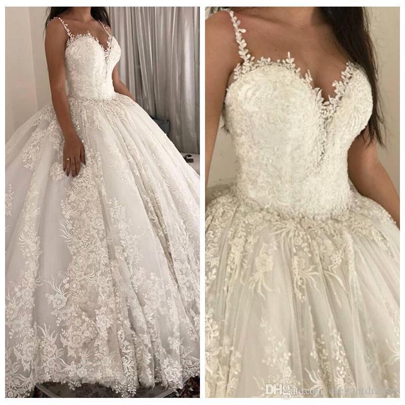 Elegante fora do ombro vestido de bola vestidos de casamento mangas curtas vestido de noiva plissado vestidos nupciais vestidos formal vestidos de casamento Brautkleider