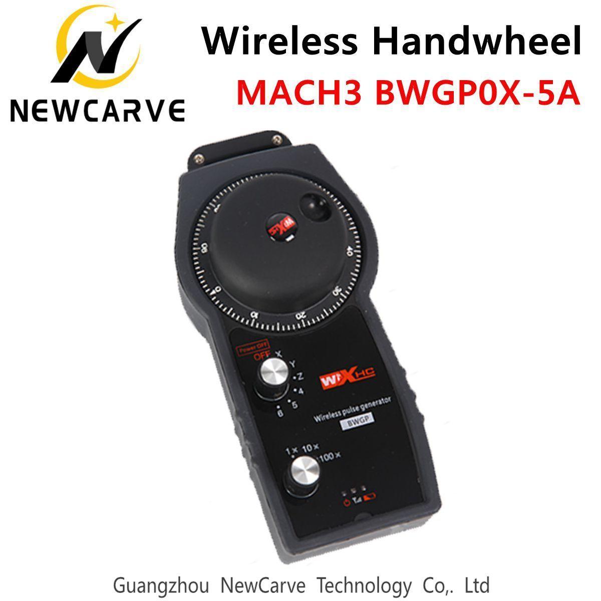 SIEMENS / MITSUBISHI / 신텍 / CNC 핸드 휠 BWGP0X-5A에 대한 GSKCNC MACH3 시스템 제어 무선 컨트롤러