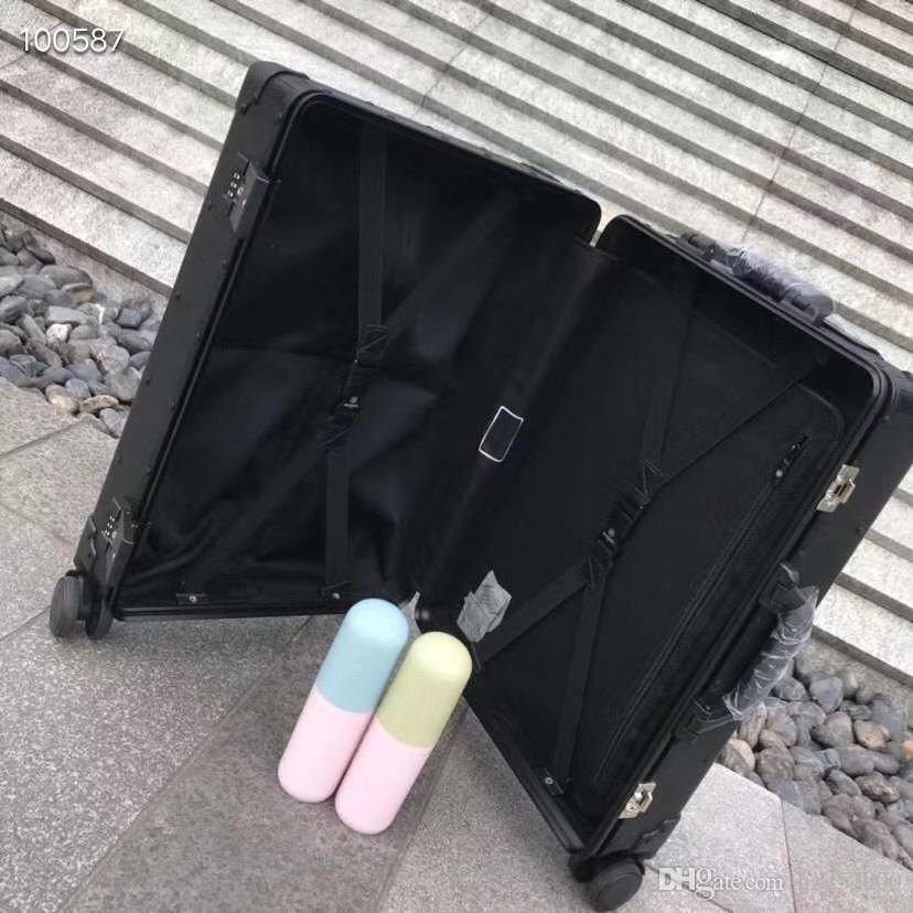 Women&Men Trolley luggage bags trolley suitcase mala de viagem con ruedas Rolling luggage bag on wheels vs travel bags