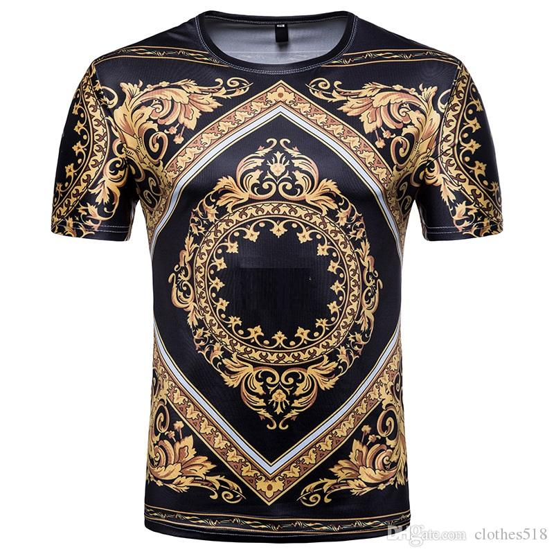 جديد حار الأزياء 3d الجماجم طباعة الرجال القمصان ميدوسا رجل t قميص قصير الأكمام الصيف الملابس hombre camiseta حجم الآسيوية تشغيل صغير M-XXXL