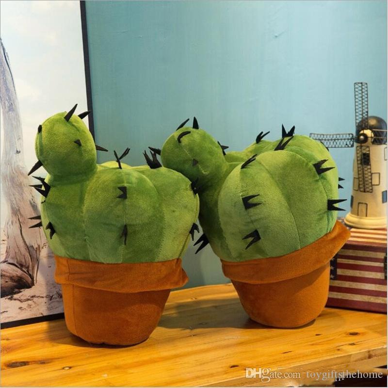 Acquista Simulazione Creativa Cactus Peluche Ripiene Doll Peluche