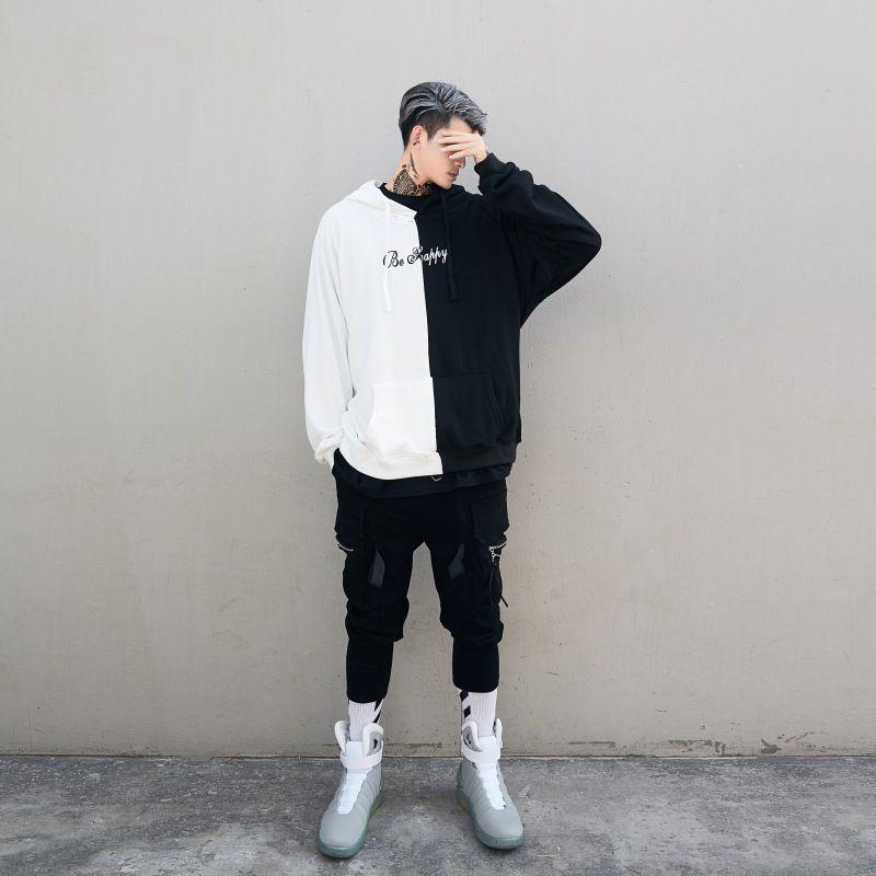 Çiftler için Kapşonlu Moda Casual Hip Hop Sweatshirt ile Erkekler ve Kadınlar Tasarımcı Smale Baskılı Hoodie Yüksek Kalite Kapüşonlular Boyut S-2XL 11