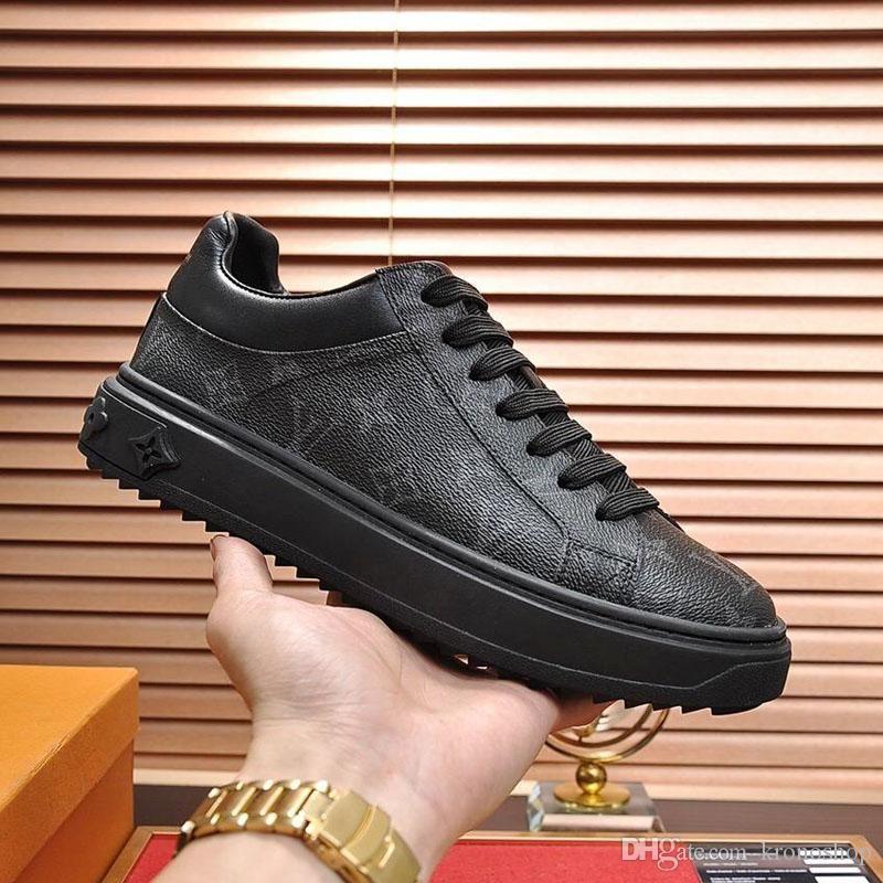 Nouvelle liste sauvage personnalité chaussures pour hommes occasionnels, Mode respirant Chaussures Hommes Casual Imprimé hommes occasionnels chaussures de sport Taille 38-45 0027