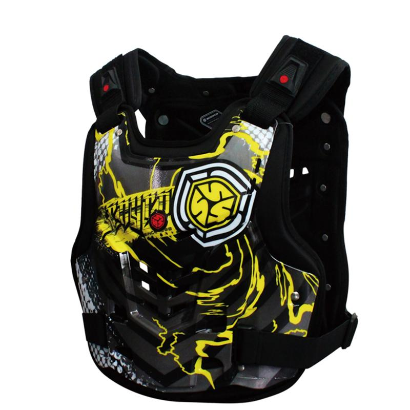 Scoyco AM06 Motorcycle body armor Motocross Chest&Back Protector Armour Vest Racing Protective Body Guard Accessories gear MX