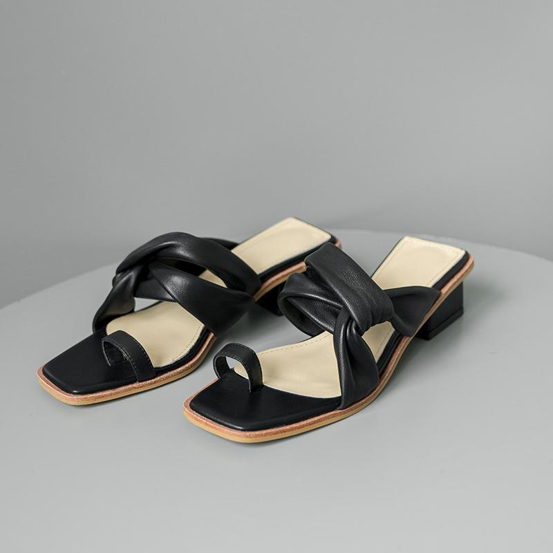 Vente chaude-Chaussures Femmes Chaussons Femme Chaussures Femmes Plateforme Talons Bas Slingback Mode Abricot Dames Chaussure De Mariage Taille 3-8