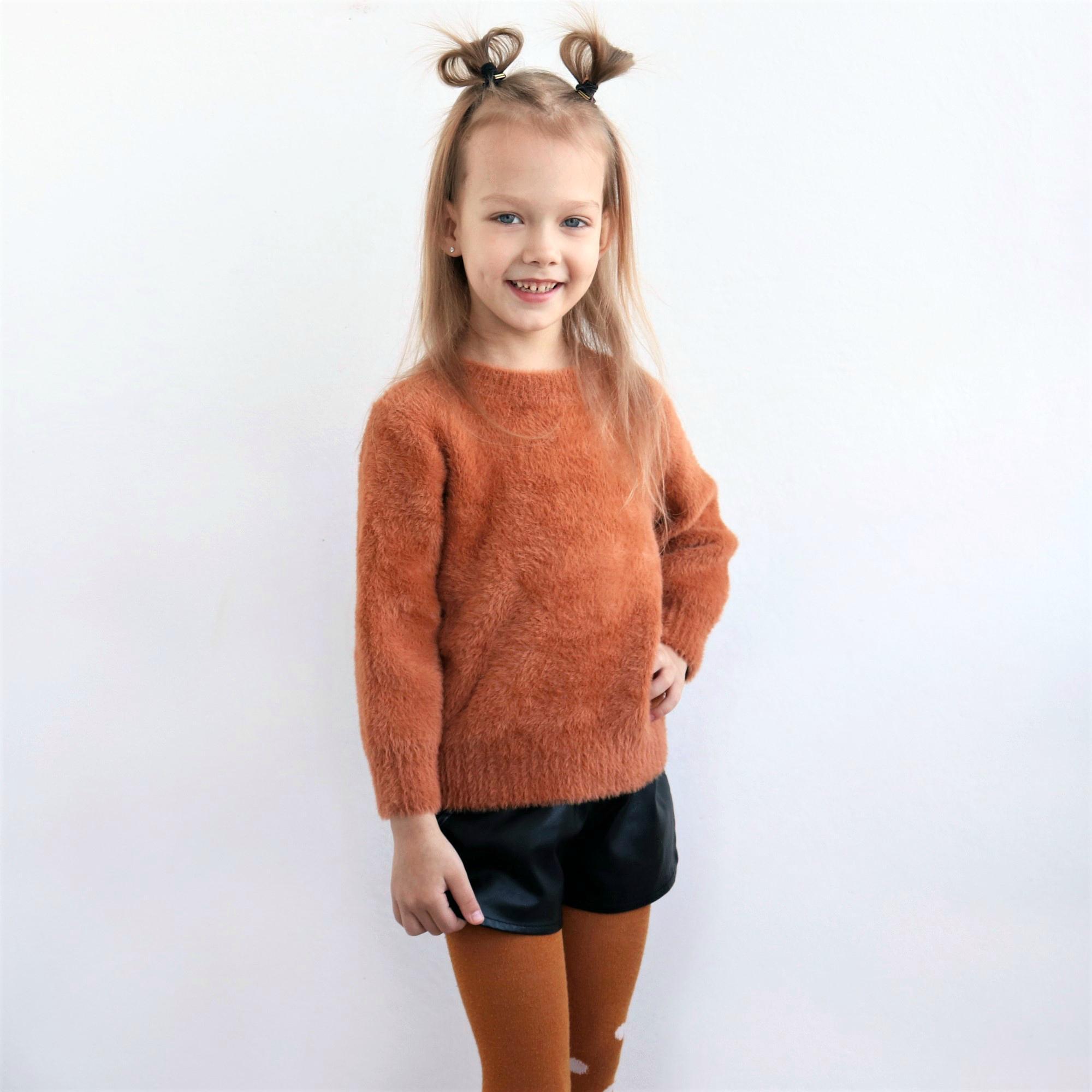 suéter suéteres de invierno V-ÁRBOL las niñas para la muchacha 1-3 años del bebé niños suéter de la capa caliente de los pantalones para niñas