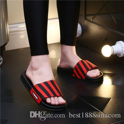 2020 summer couple slippers, men's indoor bath slipper, outdoor beach sandals, manufacturers direct sales
