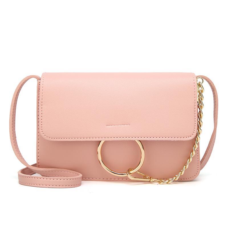 Diseñador-rosa Suyo Bolsos Bolsos Bolsos Bolsos Monederos Mujeres Luxury Luxury Handbag 2019 Brand Bolsos Diseñador Crossbody Bag Designer CH XSBE