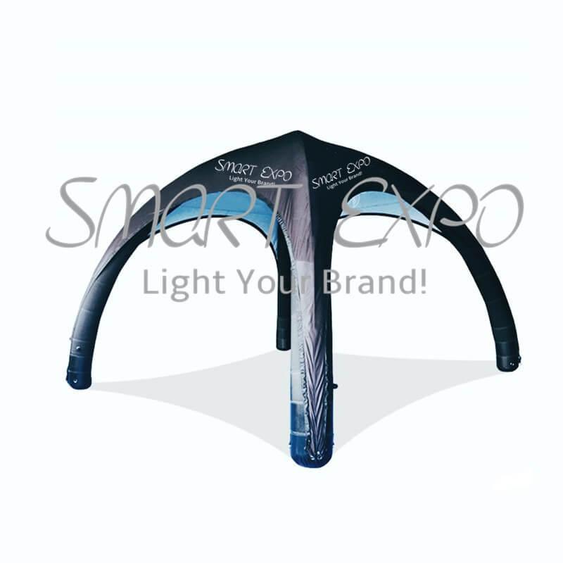 Sealed Air Party Tent gonfiabile eventi Pubblicità gonfiabile Dome per la pubblicità con pompa manuale e portare Bag (4M x 4m)