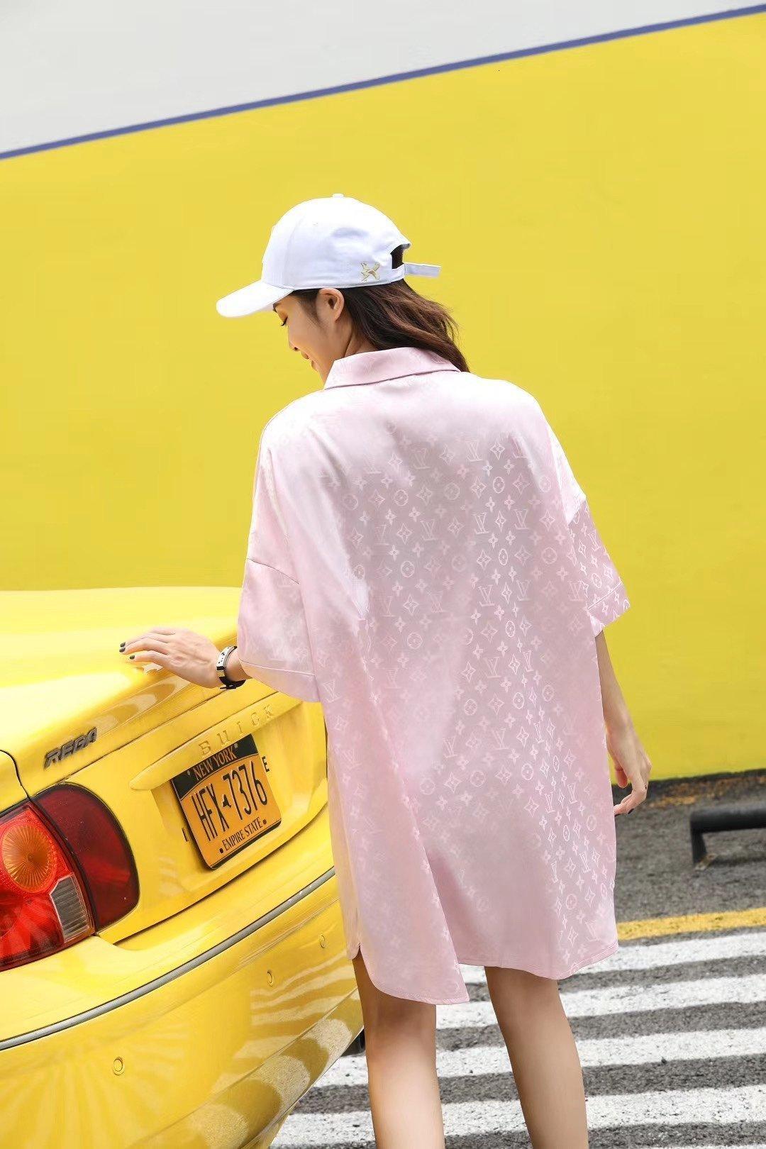 Tasarımcı bluz yaz kadın sıcak koştu iyi toptan bahar cazibesi 5N6J P2VY P2VY bluz kadınlar için bluzlar üstleri başında womens