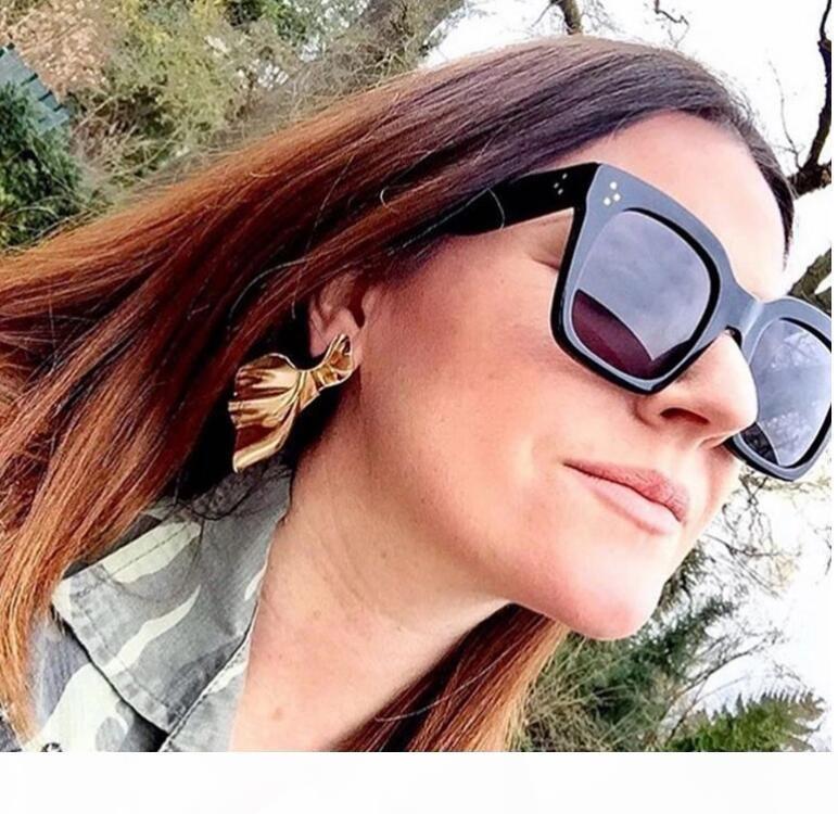 top di lusso qualtiy 2018 nuovo modo 41755 Tom Occhiali da sole per uomo donna Erika Eyewear guado Designer Brand Occhiali da sole con la scatola originale