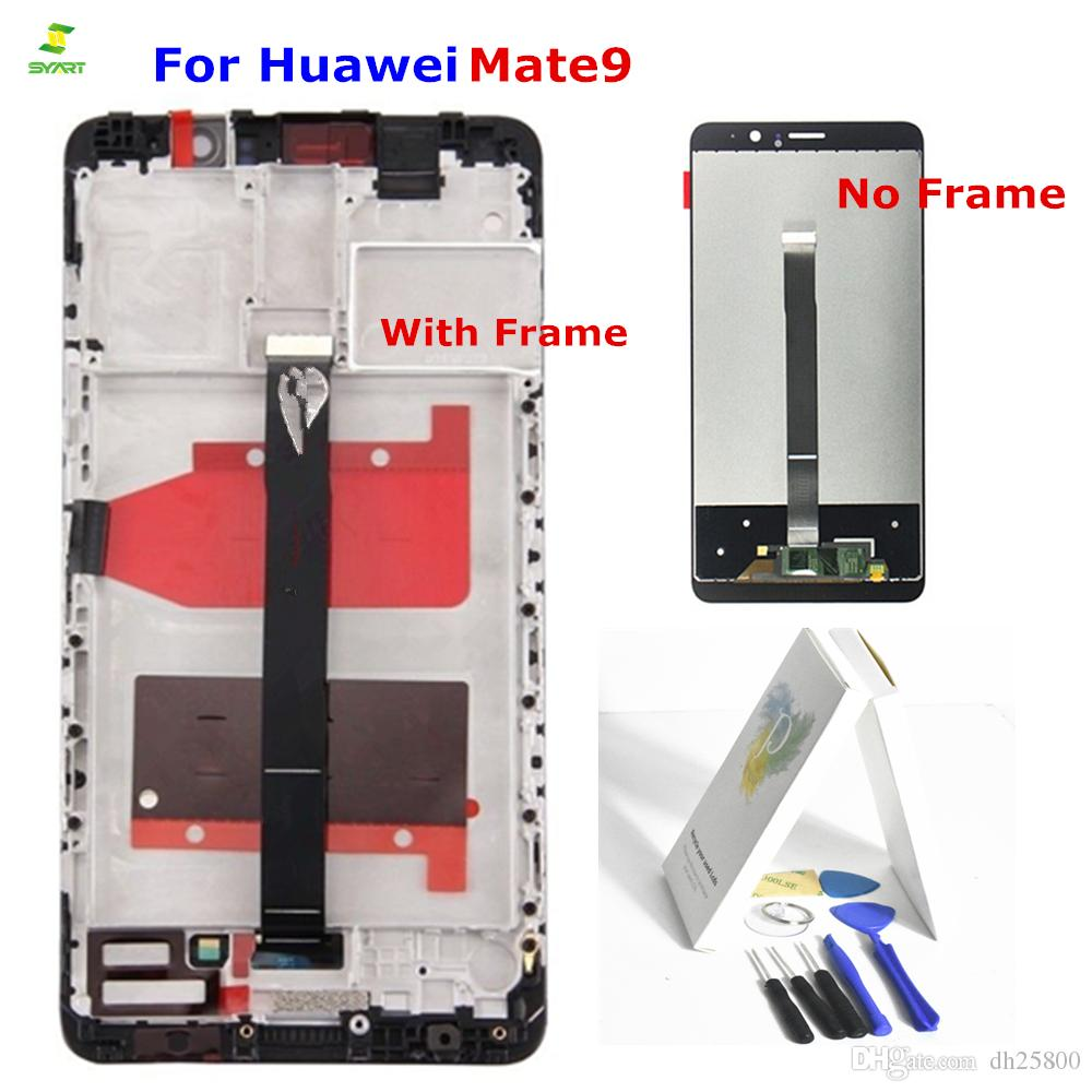 LCD Screen For Huawei Mate 9 MHA-L09 MHA-L29 100% Tested LCD Display For Mate 9 LCD Display Touch Screen Digitizer Assembly