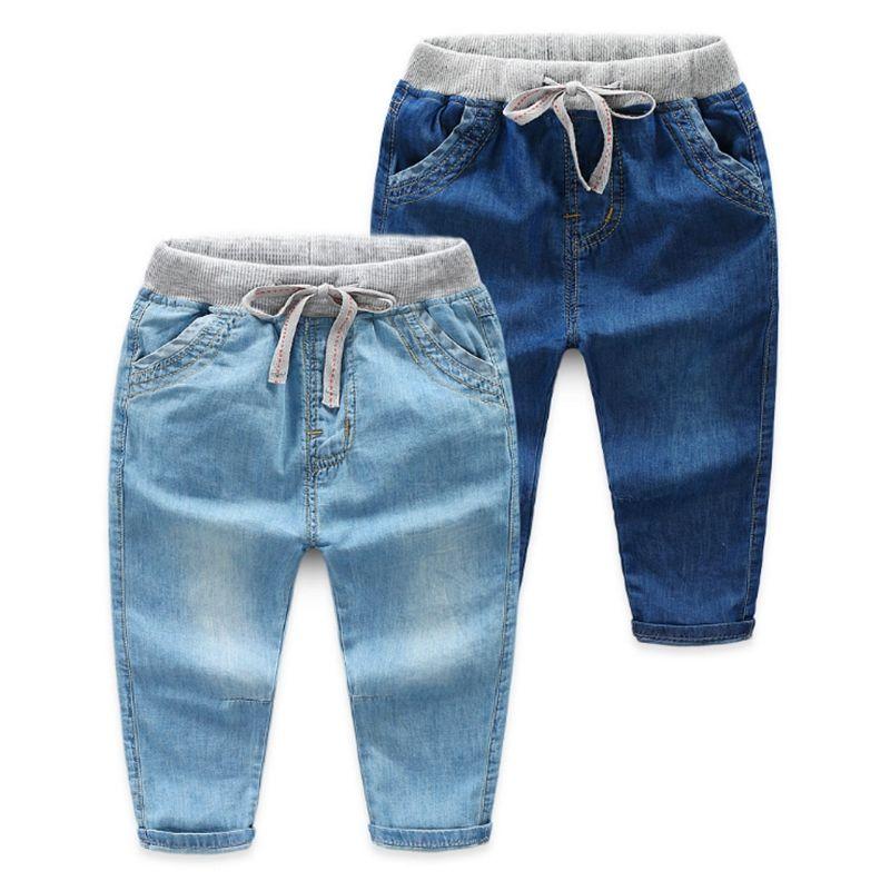 Arizona Boys size 5T Cotton Shorts Blue Denim Designer Kids Childrens Fashion