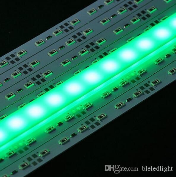 0,5M dur léger et rigide Bar LED 12V 50cm 36 LED SMD 5630/5730 en alliage d'aluminium bande de lumière LED pour Cabinet Livraison gratuite