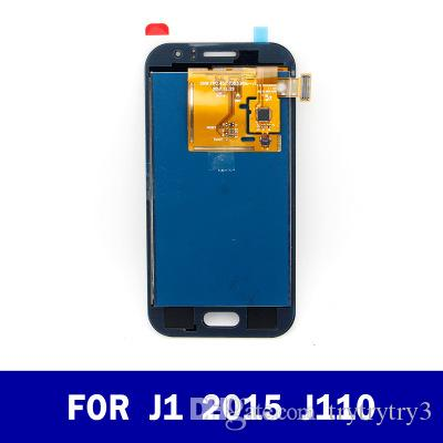 Test TFT For Samsung Galaxy J1 Ace J110 J110F Adjust LCD Display Touch Screen Digitizer Assembly For samsung J1 Ace J110G J110M Ypf27-32