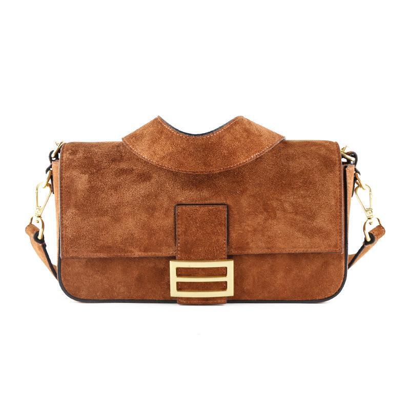 2020 neue Lederhandtasche Schultertasche Messenger tragbare Taschen