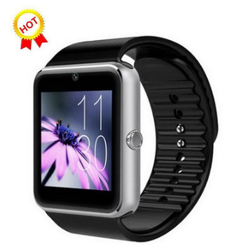 Smartwatch GT08 Clock Sync Notifier mit Sim-Karte Bluetooth Smart Watch für Apple iPhone IOS Samsung Android Phone