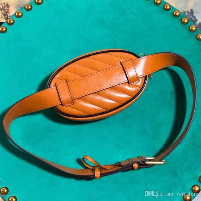Verastore مصمم أنثى الخصر الأعلى حقائب الفاخرة العلامات التجارية حقائب جلدية جديدة حقيبة الكتف المرأة الشهيرة المرأة حزمة IDRUG