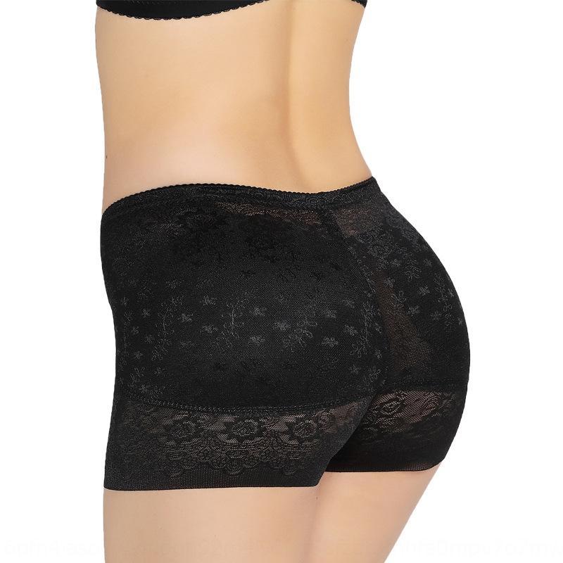 Direkter Verkauf sexy gefälschte Hüften Frauen Kissen atmungsaktiv dünne Mitte Taille Unterhose und Unterwäsche Hip-Hebe Spitze Hip-Hebe Unterwäsche