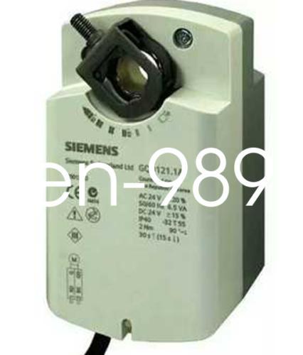 1шт новый Siemens GQD121.1А резьбовые трубы воды клапан