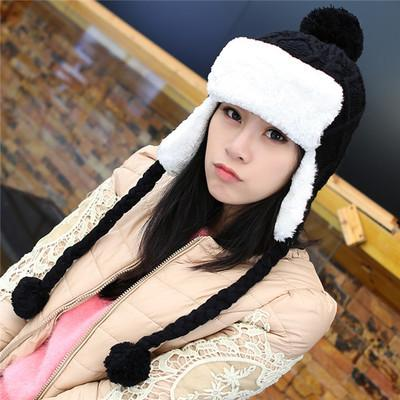 inverno antunm più signore maglia cappelli bomber in pile delle donne cappellini all'uncinetto lana dolce rosa estate donna cappello giallo regalo trasporto libero