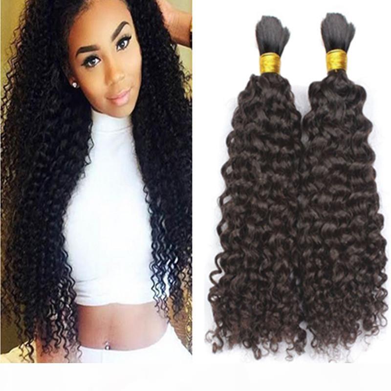 Лучший 8А 100% Необработанные Бразильский перуанский Малазийский Индийский Kinky завитые Human набухает Hair Salon Supply расчесывания Может Bleach Любой цвет