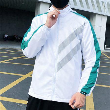 2020 Sonbahar Sonbahar Kış Erkek Bayan Moda Dış Giyim Jakcets Spor Ceket Yüksek Patchwork Tops Casual WINDBREAKER QSL198292 rüzgarlıkları