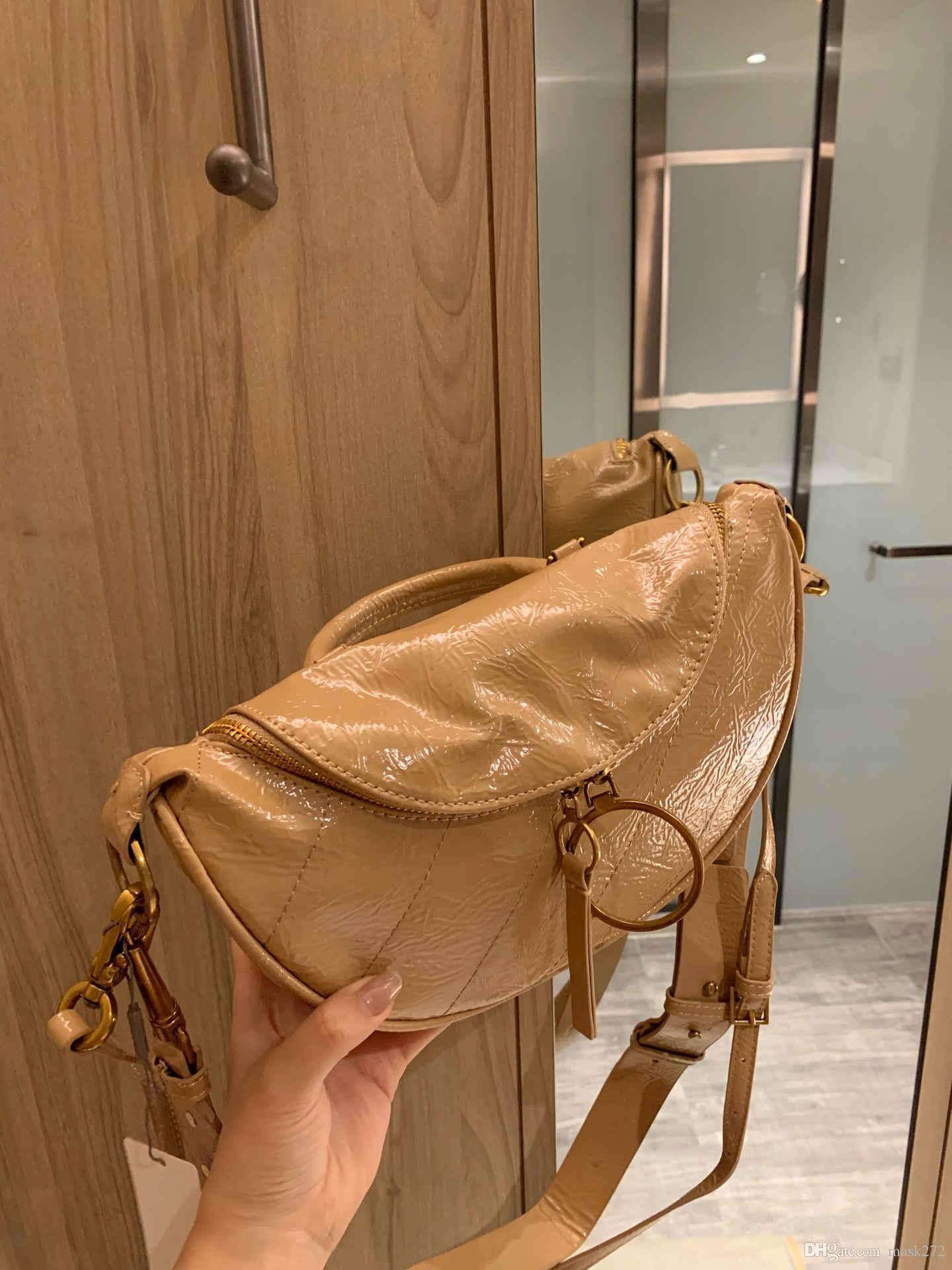 Ketten Umhängetasche für Handtaschen Leinwand Pack Lady Tote Designer Frauen 24 cm Geldbörse Messenger Bag Handtaschen Brust Deisiiger Großhandel Presb GMJM