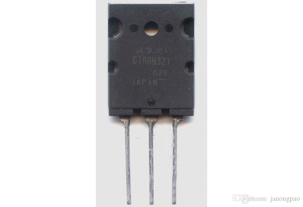Биполярный транзистор с изолированным затвором GT60N321