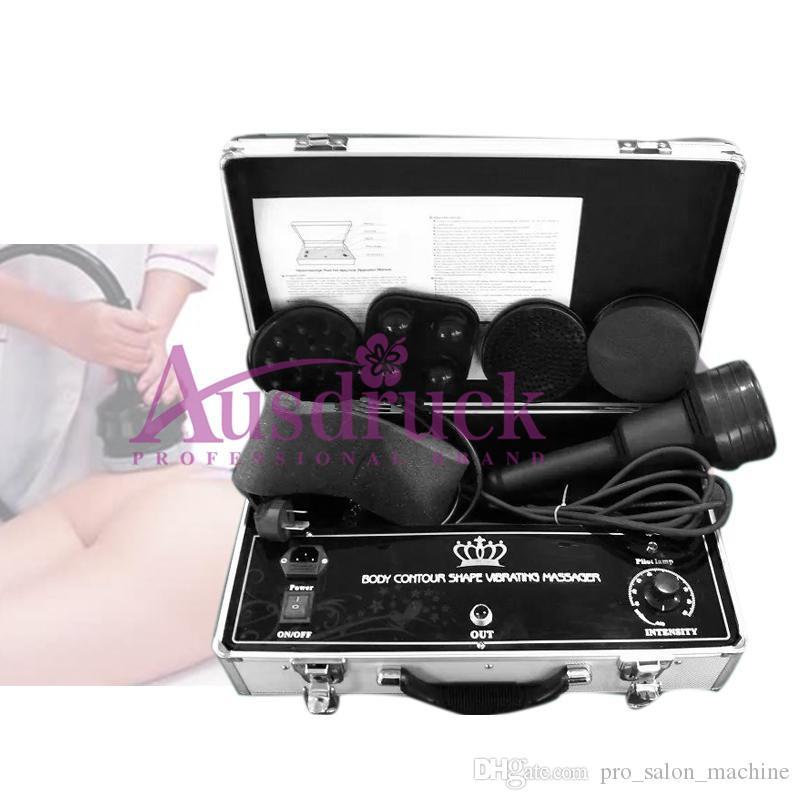 Belastingvrije Mini Sterk Massage Lichaam Afslanken Musle Shaper Cellulite Obesitas Vibrerende Roller G5 Machine Bloedcirculatie