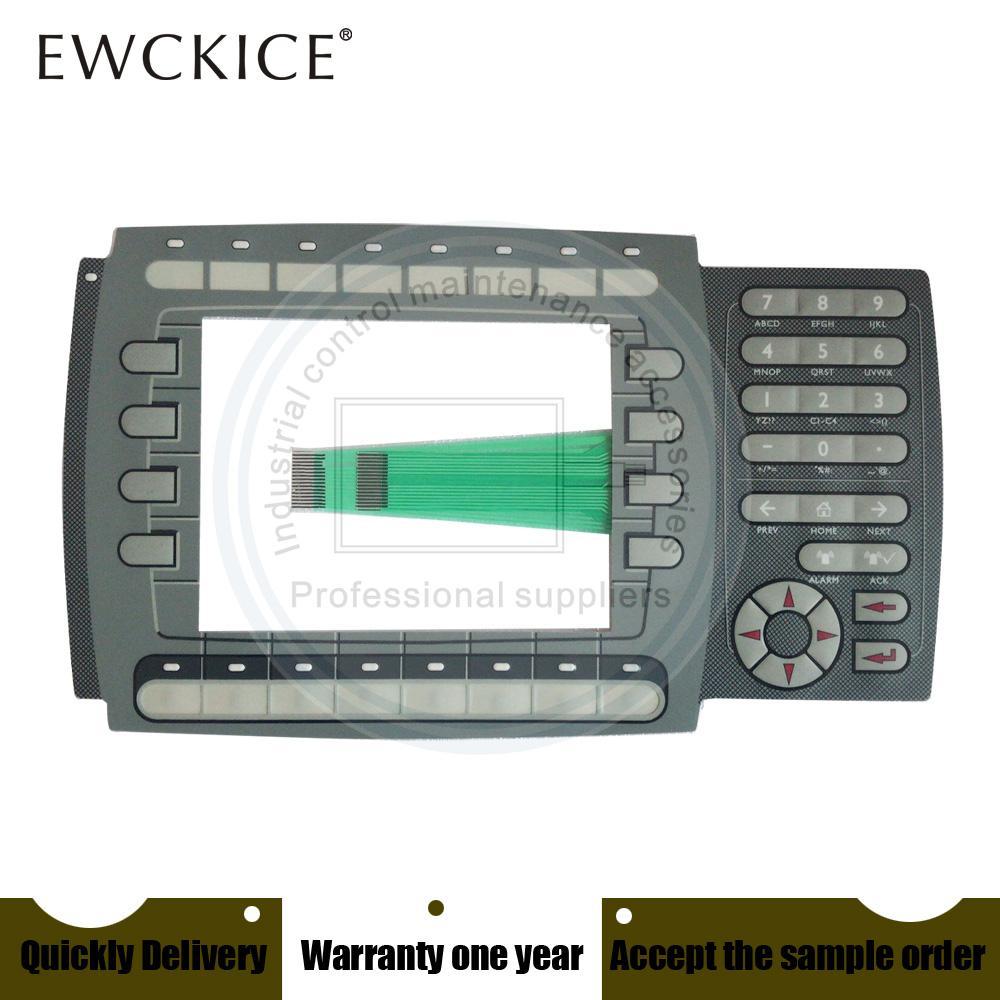 Original NEU Exeter-K60 E1060 Pro + PLC HMI Industrie-Membranschalter Tastatur Garantie 1 Jahr freies Verschiffen